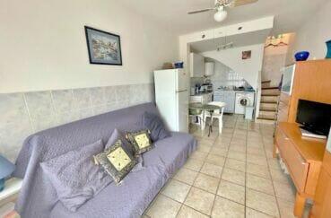 maison à vendre empuriabrava, 2 chambres 46 m², avec cuisine ouverte équipée