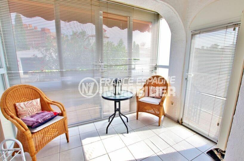immo costa brava: villa 2 pièces 81 m², avec terrasse véranda