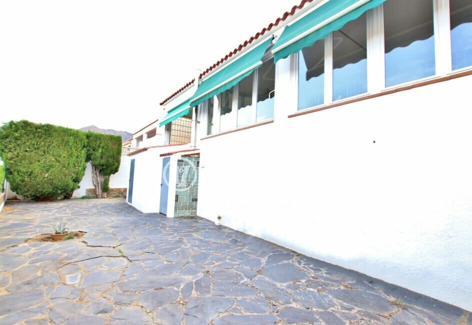 achat maison rosas, 4 chambres 135 m², sur terrain de 302 m² possibilité piscine