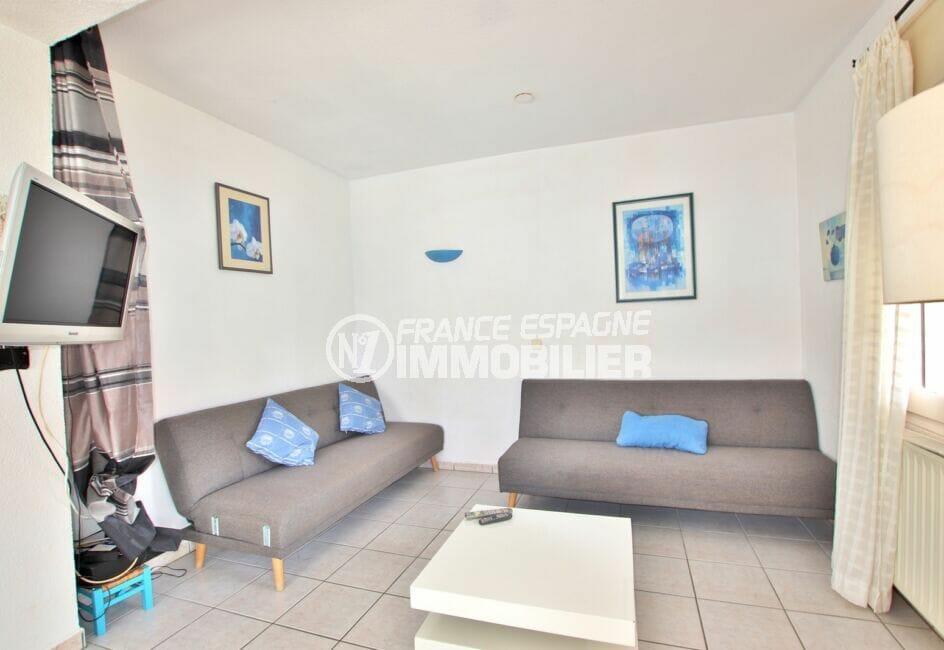 acheter maison costa brava, 2 pièces 81 m², coté salon de la pièce principale