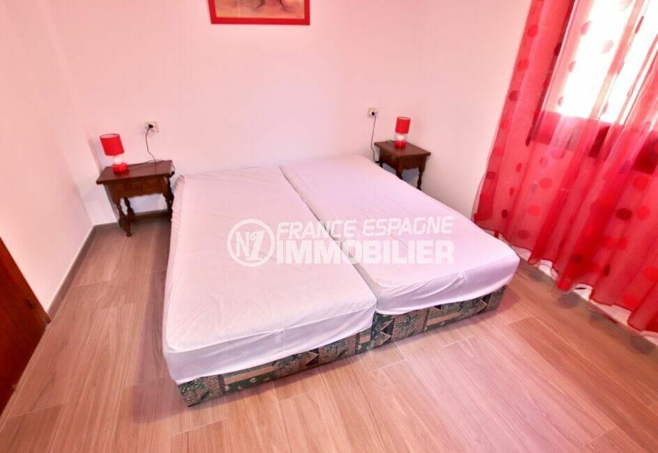 immobilier santa margarita: appartement 83 m², première des deux chambres