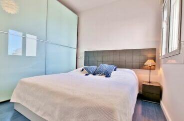 rosas immo: appartement atico 2 chambres 48 m², chambre parentale