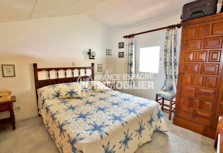 santa margarita: villa 55 m² seconde des 3 chambres, vue jardin