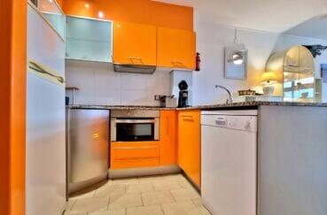 acheter un appartement a empuriabrava, 40 m² 2 chambres, cuisine entièrement rénovée