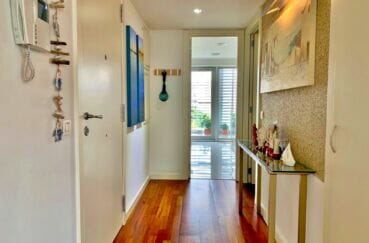 achat immobilier costa brava: appartement 160 m², luxe, 3 chambres, cuisine indépendante
