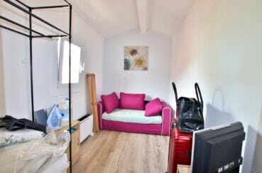 immocenter roses: villa sur terrain 190 m², 3eme chambre