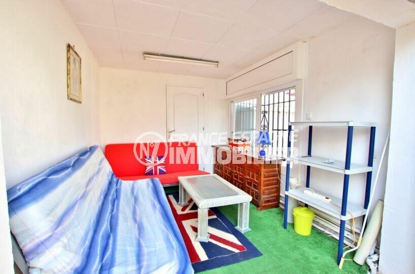 vente immobiliere espagne costa brava: villa 2 pièces 81 m², possibilité d'aménager une seconde chambre