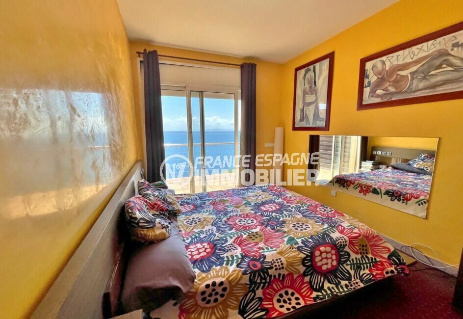 vente immobiliere rosas espagne: villa 227 m², suite parentale, vue imprenable sur la mer