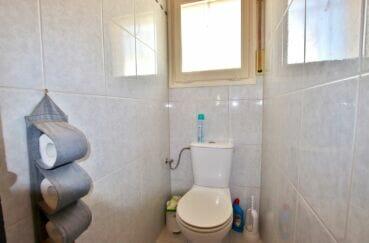 la costa brava: villa 2 pièces 81 m², toilettes séparées