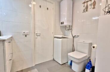 appartement à vendre costa brava, 2 pièces 48 m², salle d'eau avec ballon d'eau chaude et emplacement lave-linge