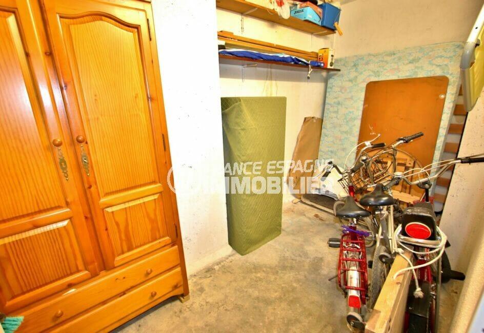 appartement a vendre rosas, 2 chambres 81 m², possibilité cave et parking