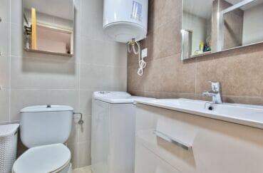 amarre a vendre empuriabrava: appartement 40 m² 2 chambres, salle d'eau rénovée