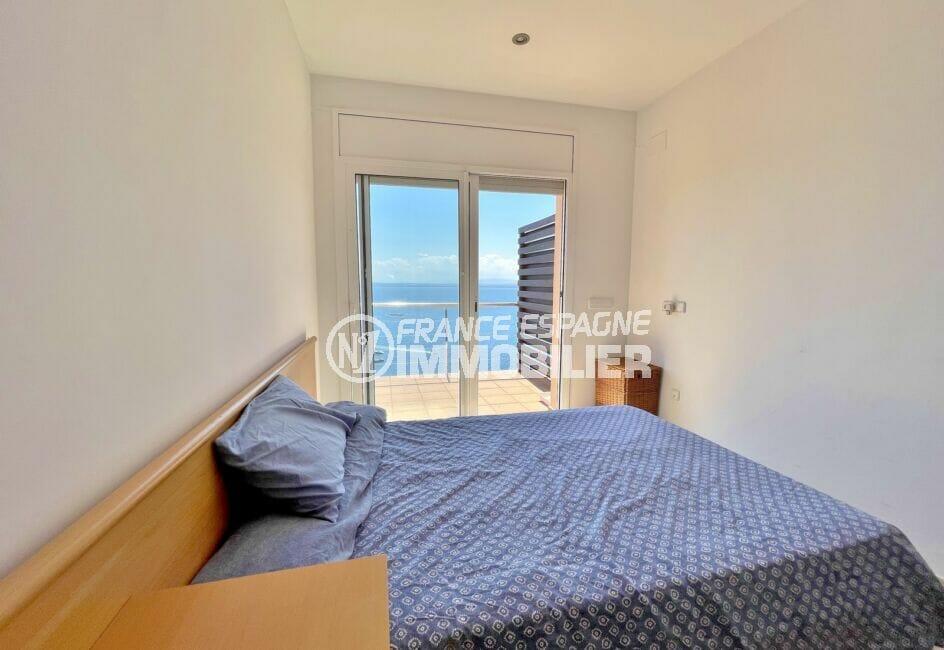 la costa brava: villa 227 m², 2° chambre à coucher, lit double, vue mer