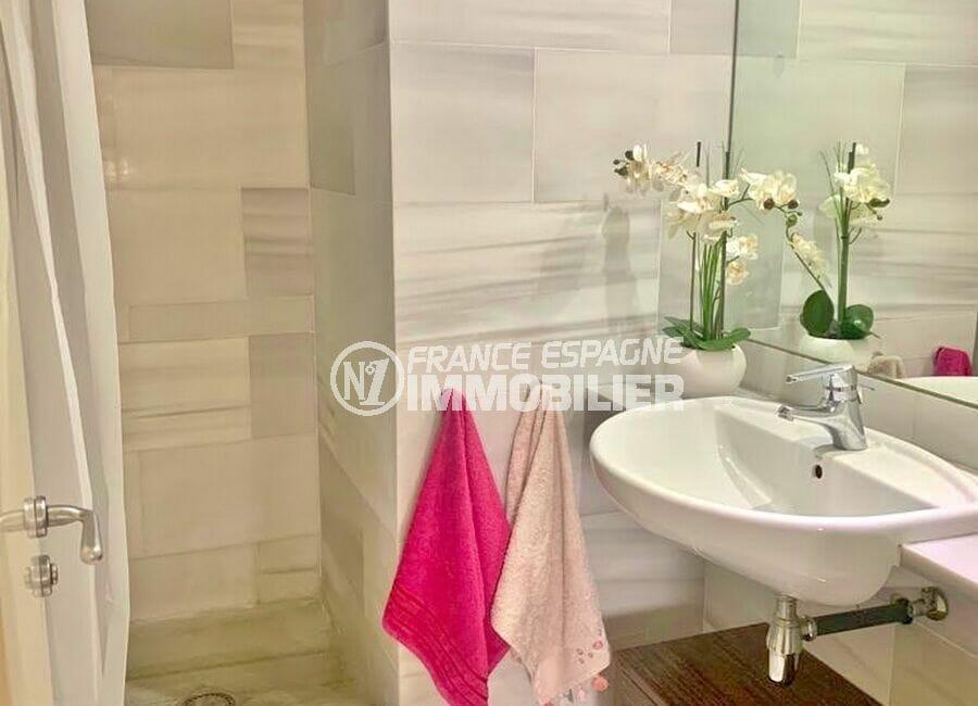 costabrava immo: appartement 160 m² luxe, 3 chambres et 2° salle d'eau