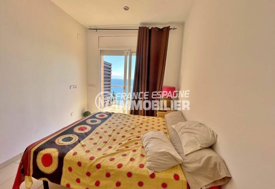 maison a vendre espagne bord de mer, 227 m² avec 3° chambre, lit double, vue mer