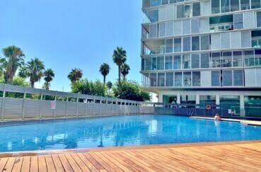 vente immobiliere espagne costa brava: appartement 160 m² luxe, piscine communautaire