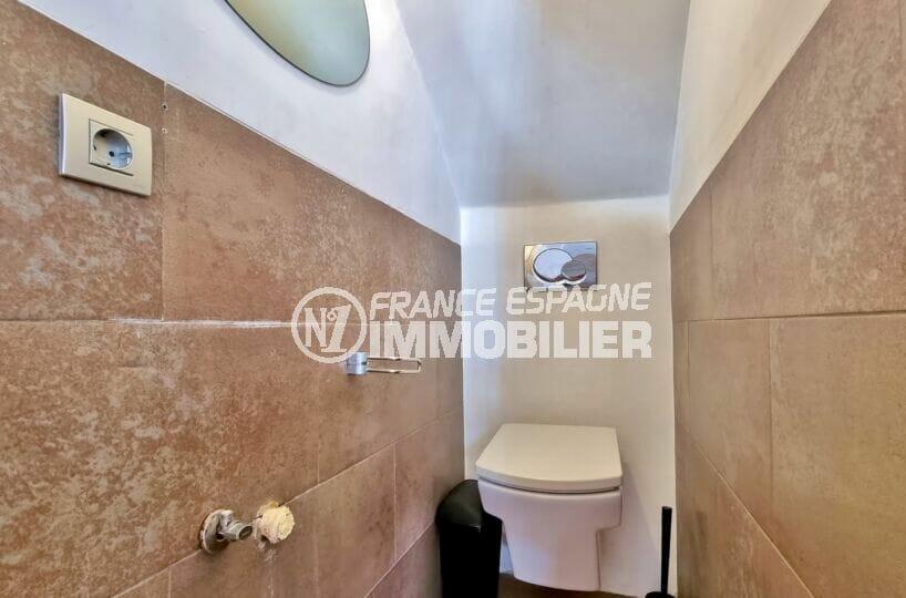 acheter a rosas: villa 3 chambres 101 m², toilettes séparées