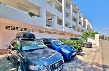 vente appartement roses espagne, 2 pièces 48 m², emplacement de parking à l'extérieur de la résidence