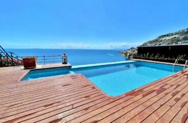 vente maison costa brava, 227 m² 3 chambres, belle piscine avec vue exceptionnelle mer