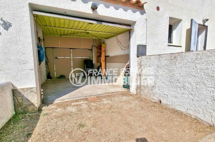immo roses: villa 3 chambres 101 m², accès au garage 21 m²
