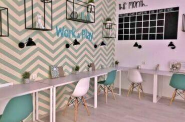 immo center: appartement 160 m² luxe, salle pour enfants et adultes, pour jouer et travailler
