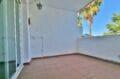 appartement rosas à vendre, altico 3 pièces 58 m², terrasse vue piscine dans résidense sécurisée