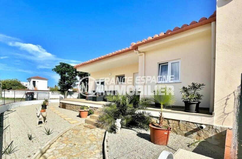 vente maison empuriabrava, 5 chambres 223 m² sur terrain 500 m², possibilité piscine