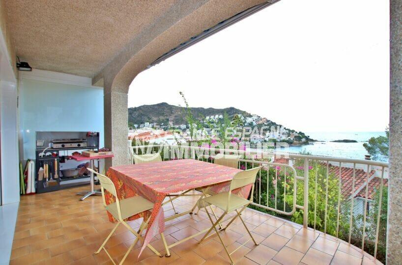 santa margarita: appartement 2 chambres 64 m², terrasse de 10 m², exposition sud