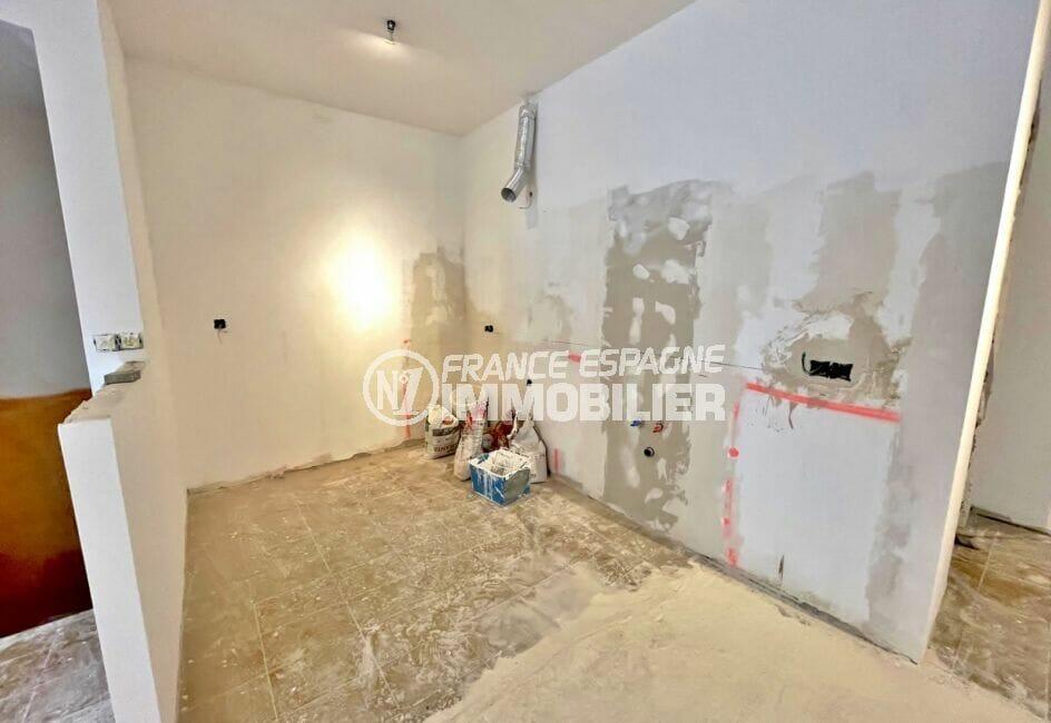 vente immobiliere rosas espagne: immeuble à terminer + commerce, 2° appartement