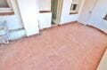 vente appartement roses espagne, 3 pièces 67 m², terrasse avec celier donnant sur la cuisine