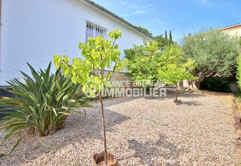maison a vendre a rosas vue mer, 4 chambres 182 m², terrain 342 m² possibilité possible