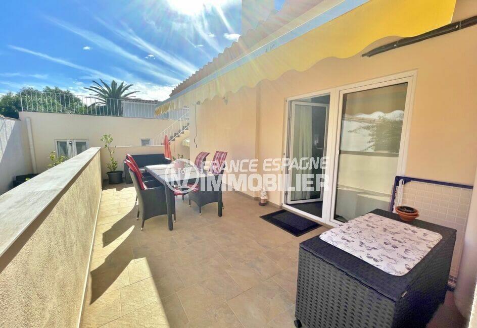 acheter maison empuriabrava, 5 chambres 223 m², belle terrasse, exposition sud-ouest