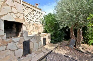 rosas immo: villa 4 chambres 182 m², jardin 342 m² avec barbecue