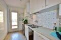 achat appartement roses, 3 pièces 67 m², cuisine indépendante avec terrasse cellier