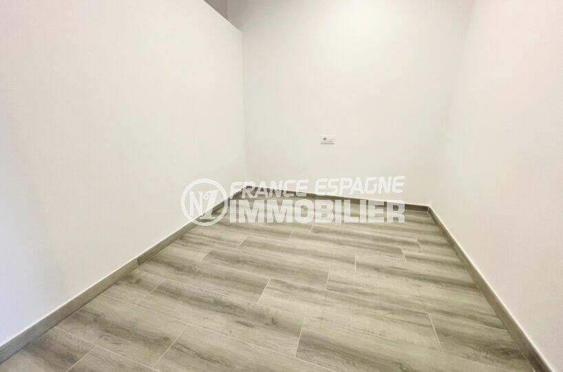 achat immobilier roses: villa 3 chambres 102 m², belle pièce pour cette 3° chambre à coucher