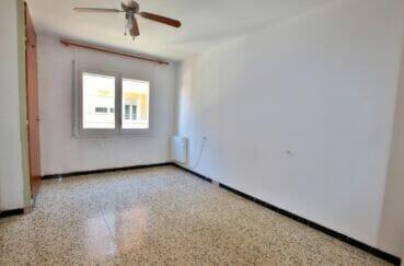 achat appartement a rosas, 3 pièces 67 m², chambre à coucher avec armoire penderie