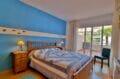 appartement rosas à vendre, 3 pièces 68 m², chambre à coucher avec terrasse