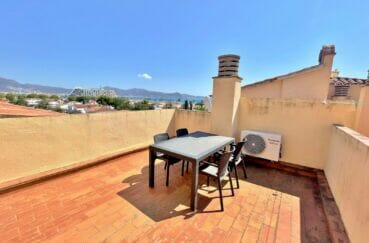 agence empuriabrava: appartement 2 pièces 42 m² atico, terrasse solarium vue mer