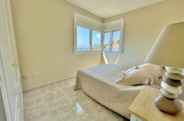 vente immobiliere rosas espagne: villa 3 chambres 124 m², seconde chambre vue mer