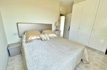 vente immobilière rosas: villa 3 chambres 124 m², seconde chambre avec placards intégrés