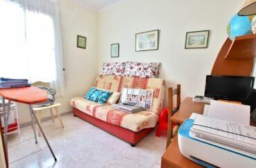 immobilier roses: villa 4 chambres 182 m², dernière chambre ou bureau