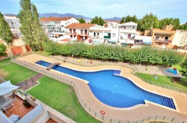 acheter a empuriabrava: appartement 2 chambres 71 m², avec piscine dans la résidence