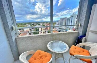 appartement a vendre empuriabrava: studio 24 m² avec terrasse vue dégagée, plage et commerce à 100 m