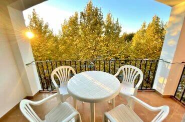 appartement a vendre empuriabrava, 2 pièces 36 m², terrasse couverte, possibilité piscine communautaire. plage à 150 m