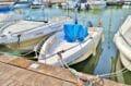 roses immobilier: amarre-anneau privé 6,5 m x 2,35 m sur le canal santa magarita
