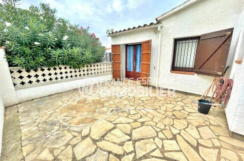 maison a vendre empuriabrava, 3 chambres 46 m², construite sur terrain de 176 m²