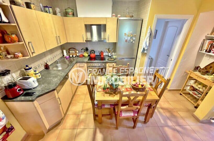 acheter en espagne: villa 3 chambres 113 m², cuisine aménagée et équipée, hotte, four