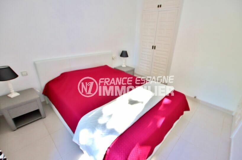 maison a vendre espagne, 2 chambres 52 m², 1° chambre avec armoire encastrée